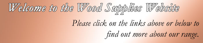 Wood Supplies: Welcome